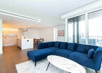 Thumbnail 3 bed flat to rent in Fountain Park Way, London, Greater London