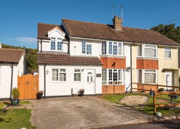 Thumbnail 4 bed semi-detached house for sale in Priors Road, Tadley, Hampshire