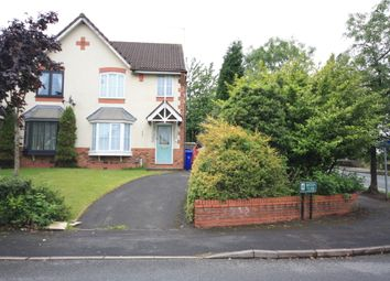 Thumbnail 3 bed semi-detached house for sale in Batkin Close, Chell Heath, Stoke-On-Trent