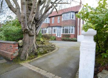 Thumbnail 6 bed semi-detached house for sale in Devonshire Park Road, Davenport Park, Stockport