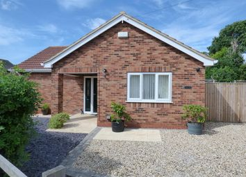 Thumbnail 2 bed bungalow for sale in North End Crescent, Tetney, Grimsby