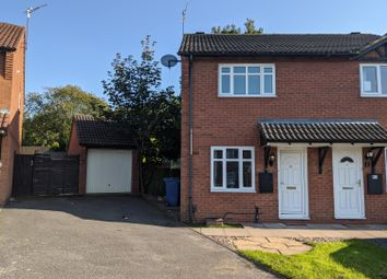 Thumbnail Semi-detached house to rent in Hagley Park Gardens, Rugeley