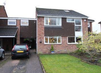 Thumbnail 3 bed semi-detached house for sale in Laburnum Close, Congleton