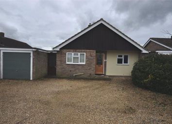 Thumbnail 2 bed detached bungalow to rent in Hunts Road, Duxford, Cambridge