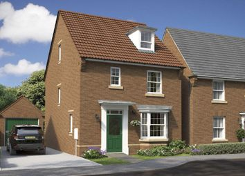 "Thumbnail 4 bed detached house for sale in ""Donnington"" at St. Lukes Road, Doseley, Telford"