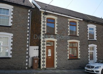 Thumbnail 2 bedroom end terrace house for sale in Greenfield, Newbridge, Newport.