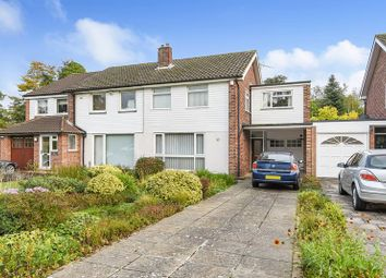 Thumbnail 4 bed semi-detached house for sale in Shuttlemead, Bexley