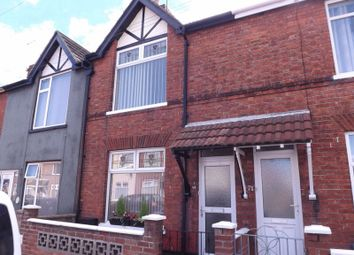 Thumbnail 2 bed terraced house to rent in Maidstone Road, Lowestoft