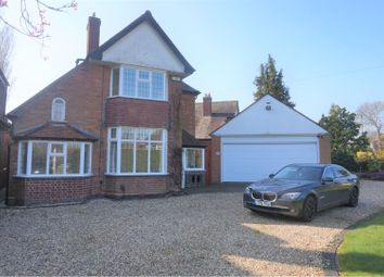 Thumbnail 3 bed detached house to rent in Dove House Lane, Solihull