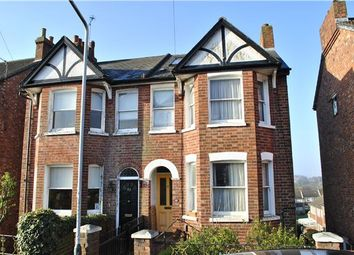 Thumbnail 4 bed town house for sale in Holmewood Road, Tunbridge Wells