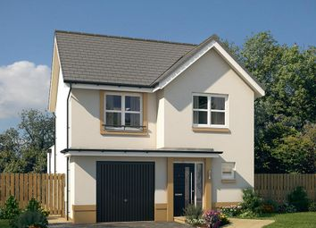 "Thumbnail 3 bed detached house for sale in ""The Newton"" at Bowmont Terrace, Dunbar"