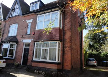 Thumbnail 1 bed flat for sale in Lichfield Road, Four Oaks, Sutton Coldfield, West Midlands