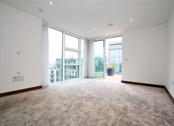 Thumbnail 3 bed flat to rent in Quarter House, Battersea Reach, Battersea, London