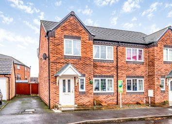 Thumbnail 3 bed semi-detached house for sale in Torrent Close, Wilnecote, Tamworth