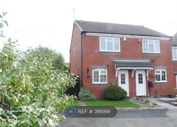 Thumbnail 2 bed semi-detached house to rent in Mistletoe Drive, Walsall