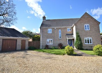Thumbnail 4 bedroom detached house for sale in Priors Grove, Yaxham, Dereham