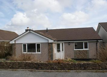 Thumbnail 3 bed bungalow for sale in 30 Penmead Road, Delabole, Cornwall