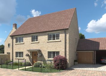 Thumbnail 4 bedroom property for sale in Church Farm, Rode