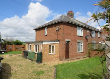 Thumbnail 3 bed semi-detached house for sale in High Road, Tilney Cum Islington, King's Lynn