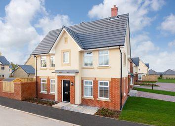 "Thumbnail 3 bedroom semi-detached house for sale in ""Morpeth II"" at Inglewhite Road, Longridge, Preston"