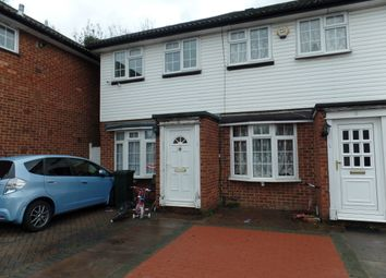 Thumbnail 2 bed terraced house to rent in Woodhouse Close, Hayes