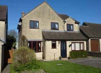 Thumbnail 4 bed detached house for sale in Greys Close, Bussage, Stroud