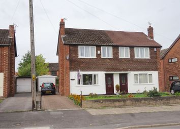 Thumbnail 3 bedroom semi-detached house for sale in Lord Lane, Manchester