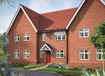 "Thumbnail 3 bedroom terraced house for sale in ""The Southwold"" at Blunsdon, Swindon"