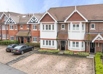 Thumbnail 4 bedroom semi-detached house for sale in Trenchard Close, Hersham, Walton-On-Thames