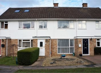 Thumbnail 3 bed terraced house for sale in Bartons Drive, Yateley