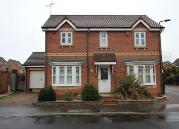 Thumbnail 3 bed detached house for sale in Ascot Drive, Dinnington, Sheffield