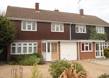 Thumbnail 3 bed semi-detached house to rent in Central, Ingatestone, Essex