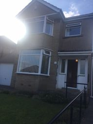 Thumbnail 3 bed semi-detached house to rent in Canford Drive, Bradford, West Yorkshire
