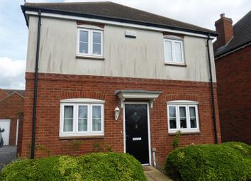 Thumbnail 3 bed detached house for sale in Barnard Mews, Amesbury