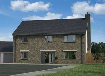 Thumbnail 5 bedroom detached house for sale in Gwallon Keas, St. Austell, Cornwall