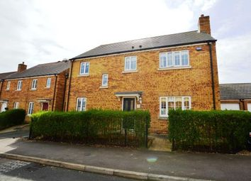 Thumbnail 4 bed detached house for sale in Howards Way, Moulton Park, Northampton, Northamptonshire
