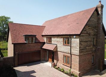 Thumbnail 5 bed detached house for sale in Trinity Hill, Medstead