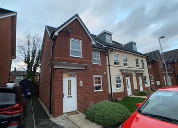 Thumbnail 3 bed end terrace house for sale in Holden Drive, Swinton, Manchester