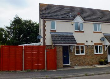 Thumbnail 1 bed terraced house for sale in Samor Way, Didcot