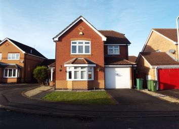 Thumbnail 4 bed detached house to rent in Humes Close, Whetstone