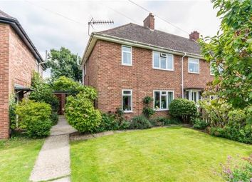 Thumbnail 3 bed end terrace house for sale in Girton, Cambridge