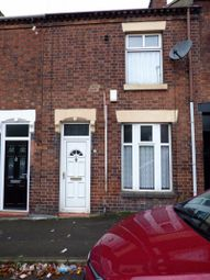 Thumbnail 2 bed terraced house to rent in St. Michaels Road, Stoke-On-Trent