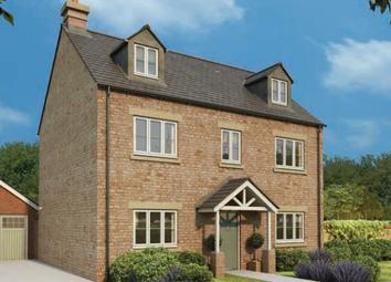 Thumbnail 5 bed detached house for sale in Ash Gardens, Burcote Park, Burcote Road, Towcester, Northamptonshire