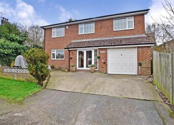Thumbnail 5 bed detached house for sale in College Avenue, Maidstone, Kent