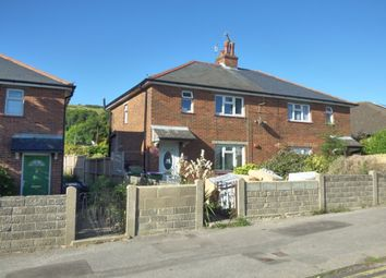 Thumbnail 3 bed semi-detached house for sale in Hill Road, Folkestone