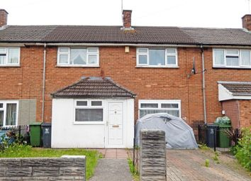 Thumbnail 3 bed terraced house to rent in Macaulay Avenue, Llanrumney, Cardiff
