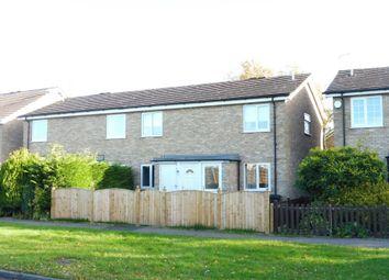 Thumbnail 2 bedroom flat to rent in Ryemoor Road, Haxby, York
