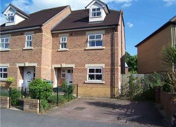 Thumbnail 4 bed semi-detached house to rent in Oswestry Road, Oxford