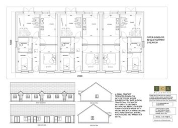 Thumbnail 2 bed semi-detached bungalow for sale in Waterloo Road, Penygroes, Llanelli