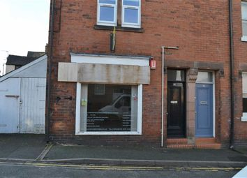 Thumbnail Retail premises to let in Leonard Street, Leek, Staffordshire